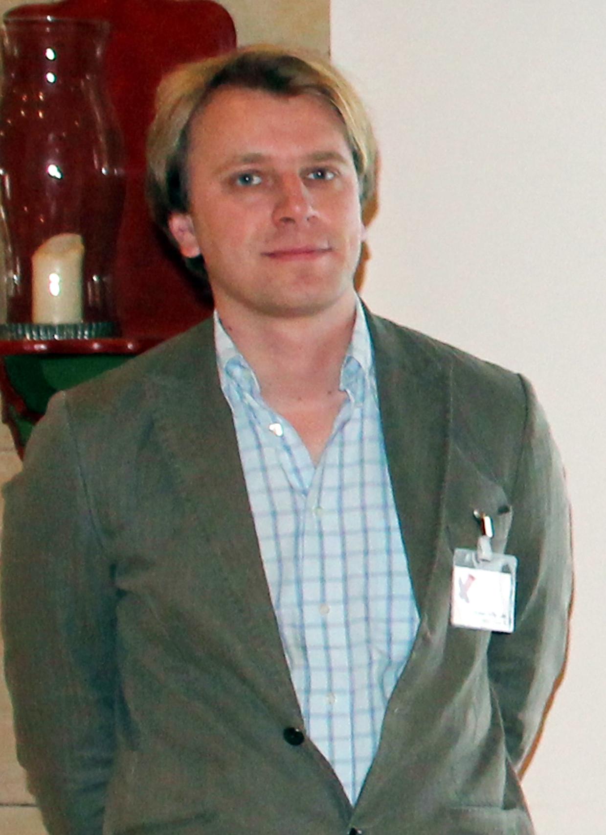 IT-Leiter Johannes Müller-Lahn, Tröber GmbH - B2B Unternehmen
